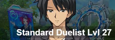 Standard Duelists Lvl 27 | YuGiOh! Duel Links - GameA