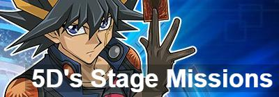 5D's World Stage Missions in Duel Links | YuGiOh! Duel Links - GameA