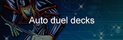 Auto Duel Decks and Tips | YuGiOh! Duel Links - GameA