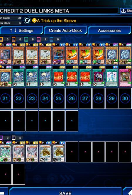 King of Game decks [Feb 2019] | YuGiOh! Duel Links - GameA
