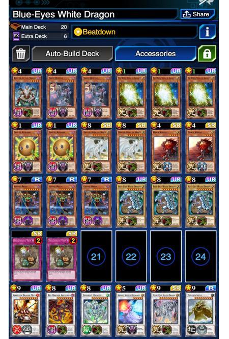 King of Game decks [August 2019] | YuGiOh! Duel Links - GameA