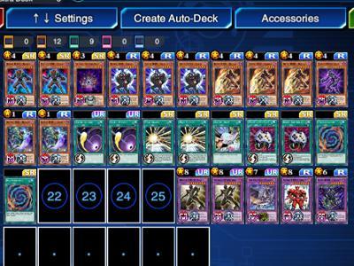 Destiny Hero: deck recipe | YuGiOh! Duel Links - GameA
