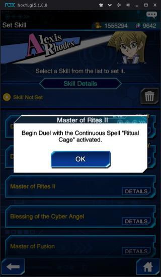 Skills (Yu-Gi-Oh! GX) | YuGiOh! Duel Links - GameA