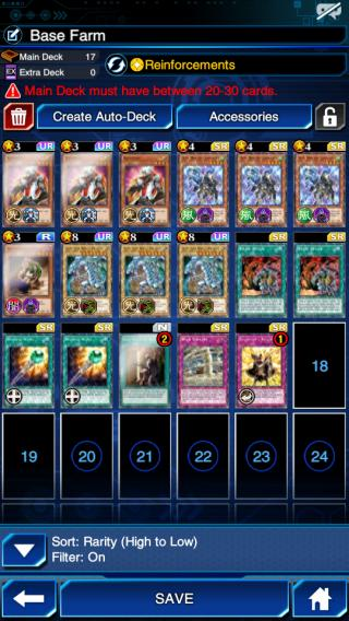5d0ac380ef2d I m using my Blue-Eyes farm deck for Zane