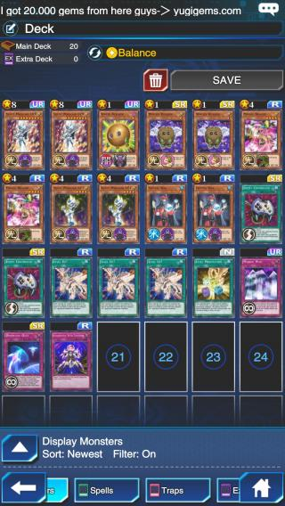 Silent Magician Deck Recipe Yugioh Duel Links Gamea