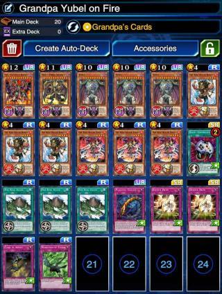 Exodia FTK deck (Before 2019 Mar) | YuGiOh! Duel Links - GameA