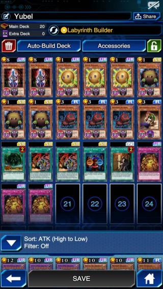 How to beat/farm Yubel Lvl 40 | YuGiOh! Duel Links - GameA