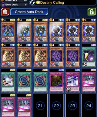 update 2 (the fusion deck has 3 Dangerous & 2 Trinity