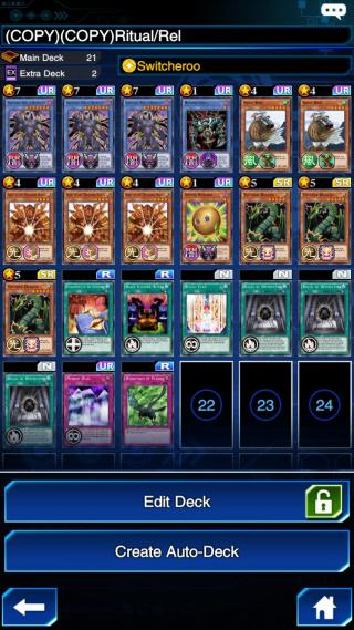 Yugioh Duel Links Deck Builds