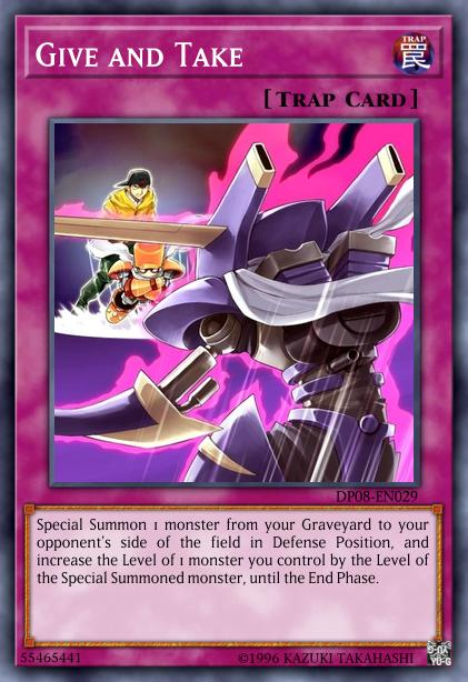 Give And Take Decks And Ruling Yugioh Duel Links Gamea