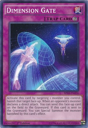Dimension Gate Decks And Tips Yugioh Duel Links Gamea