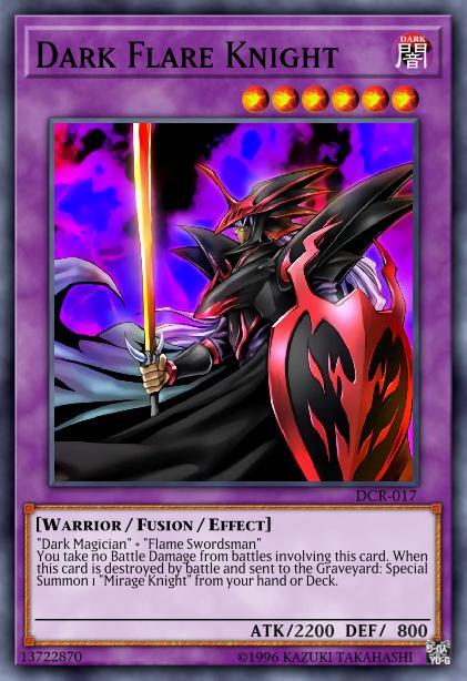Dark Flare Knight | Decks and Ruling | YuGiOh! Duel Links ...