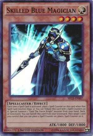 Skilled Blue Magician   Decks and Ruling   YuGiOh! Duel