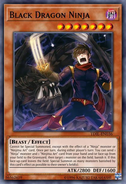 Black Dragon Ninja