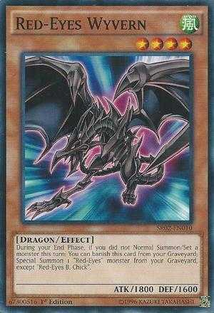 Red-Eyes Wyvern