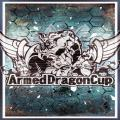 Card Sleeves: Armed Dragon Archfiend Cup