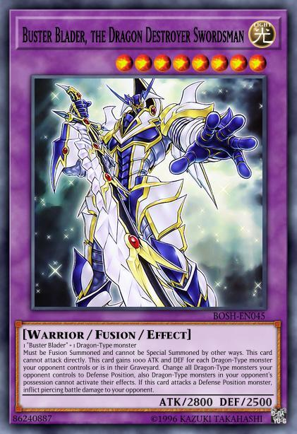 Buster Blader, the Dragon Destroyer Swordsman