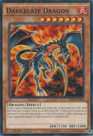 Darkblaze Dragon