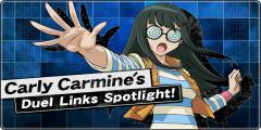 Game Mat: Carly Carmine Duel Links Spotlight!