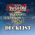WCS 2018 Final Player Decklist