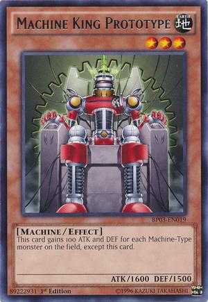 Machine King Prototype