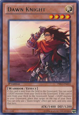 Dawn Knight | Decks and Ruling | YuGiOh! Duel Links - GameA