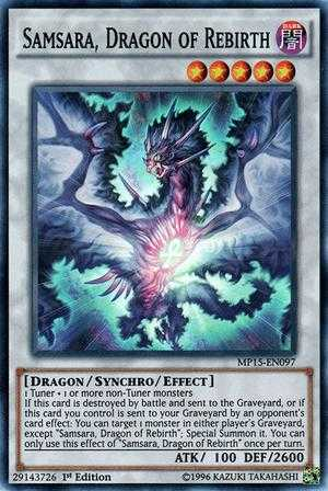 Samsara, Dragon of Rebirth