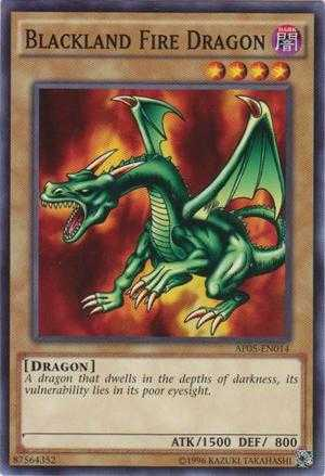 Blackland Fire Dragon