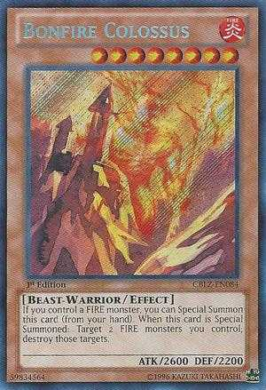 Bonfire Colossus