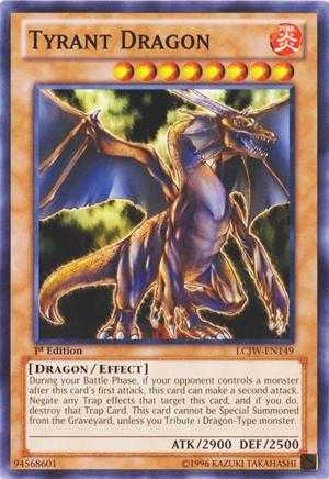 Tyrant Dragon