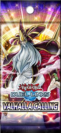 22nd Main Box: Valhalla Calling | YuGiOh! Duel Links - GameA