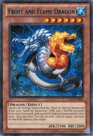Frost and Flame Dragon