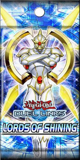 19th Mini Box: Lords of Shining | YuGiOh! Duel Links - GameA