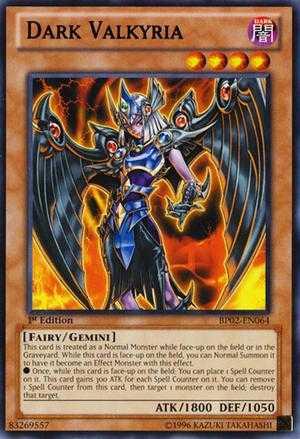 Dark Valkyria | Decks and Ruling | YuGiOh! Duel Links - GameA