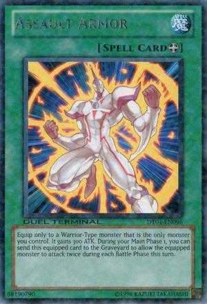 Assault Armor Decks And Tips Yugioh Duel Links Gamea
