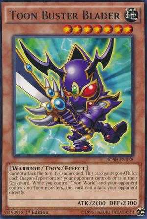 Toon Buster Blader