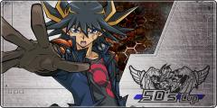 Game Mat: 5Ds Cup