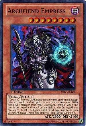 Archfiend Empress