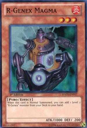 R-Genex Magma