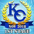 KC Cup Nov 2018 1st Stage