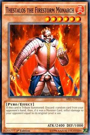 Thestalos the Firestorm Monarch
