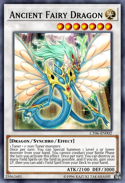 Ancient Fairy Dragon