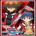 Card Sleeves: Jaden/Yubel & Blair Flannigan