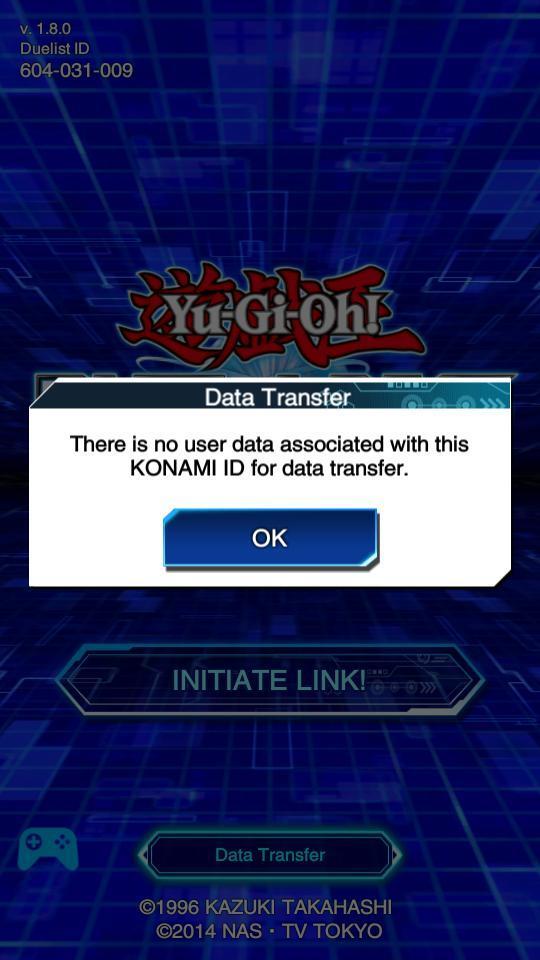 Data Transfer Konami Id Pes 2018