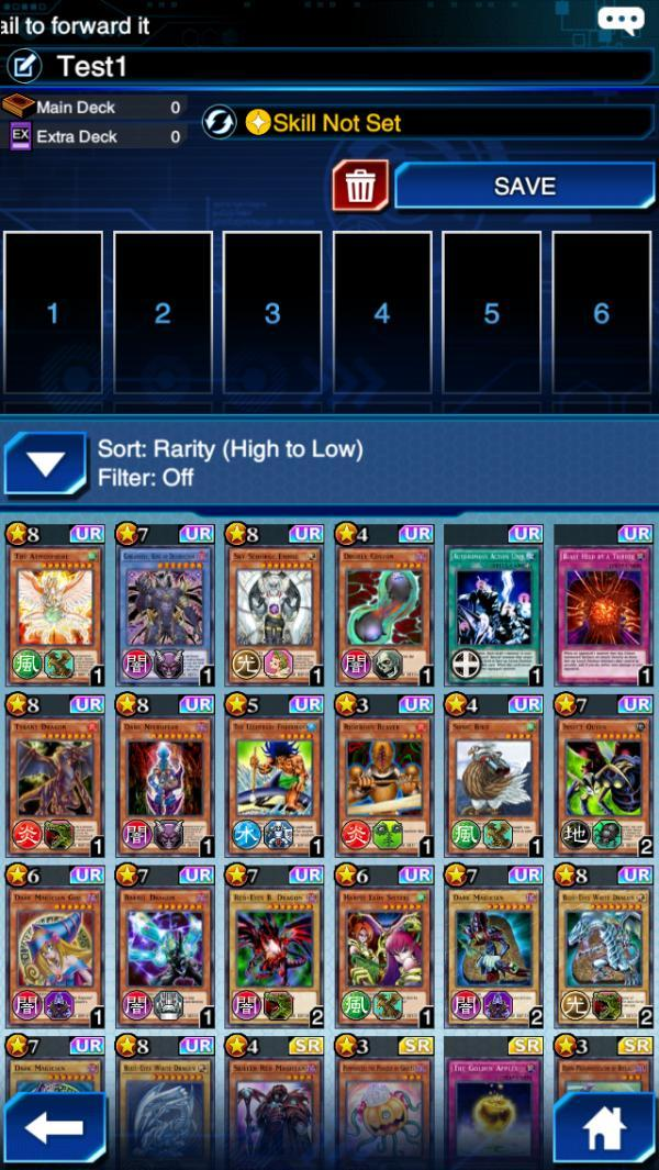 A good Deck i can build? :o | YuGiOh! Duel Links - GameA